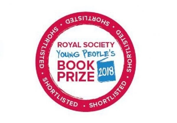 Scientist Academy and Optical Illusions shortlisted for Royal Society Young People's Book Prize