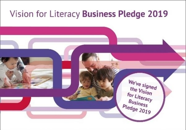 The Quarto Group joins the Vision for Literacy Business Pledge 2019
