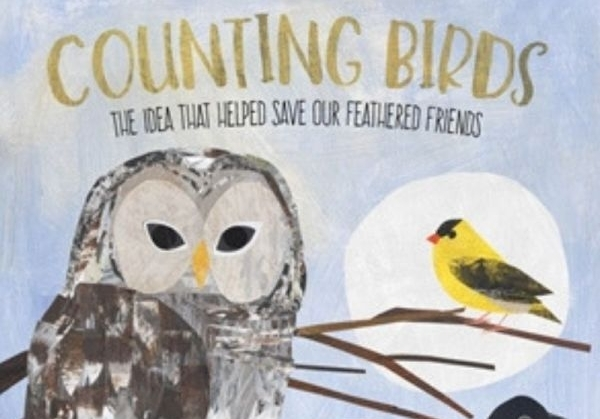 Counting Birds wins Green Earth Book Award Honor