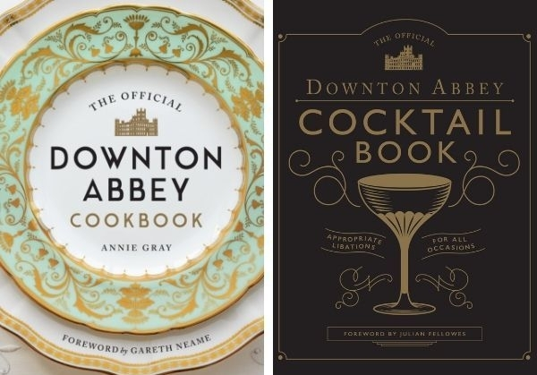 White Lion Publishing acquires official Downton Abbey cookbook and cocktail book