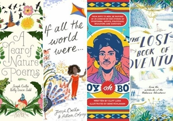 Four Quarto titles longlisted for the 2020 UKLA Book Awards