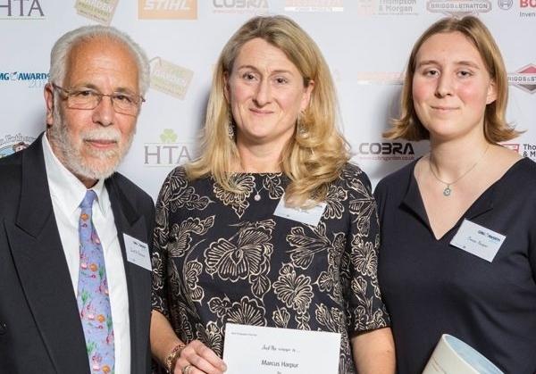 The Secret Gardens of East Anglia wins at the Garden Media Guild Awards