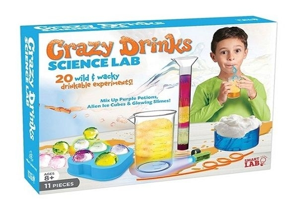 Crazy Drinks Science Lab wins Product of the Year award!