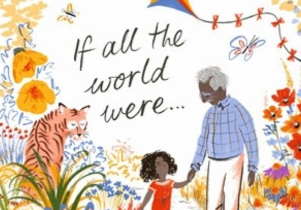 If All the World Were shortlisted for IBW Award