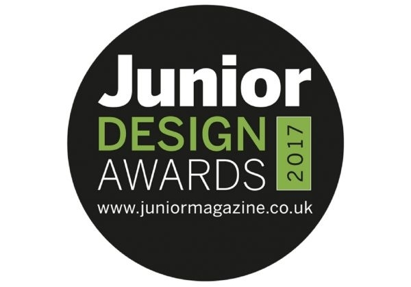 Ivy Kids' Town and Country wins a Platinum Award at the Junior Design Awards 2017