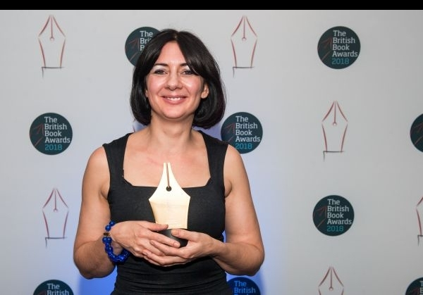 Karine Marko awarded Rights Professional of the Year